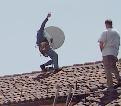 sei sicuro di chi mandi sull'antenna? www.amicoantennista.com