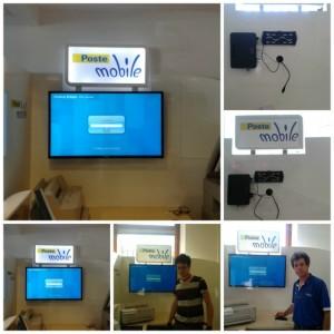 installazione tv samsung corner poste mobile