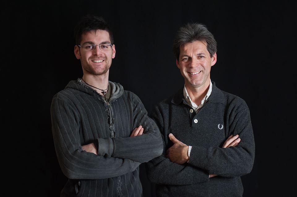 Luca Leoni e Maurizio Leoni - Fondatori Amico Antennista